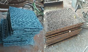 Mild Steel Stainless Steel Gratings