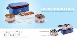 Easy Lock Tiffin Box