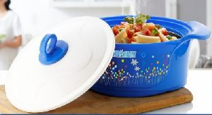 Plastic Insulated Hot Pot