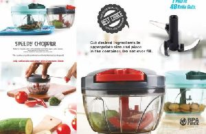 Plastic Vegetable Chopper