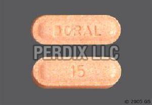 Doral 15mg Tablets