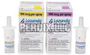 Lazanda 400mcg Nasal Spray
