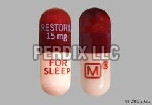 Restoril 15mg Tablets