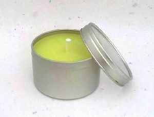 Lime Scented Candle