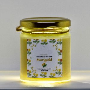 Marigold Scented Candle