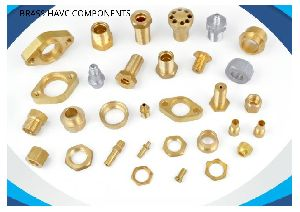 Brass HAVC Components