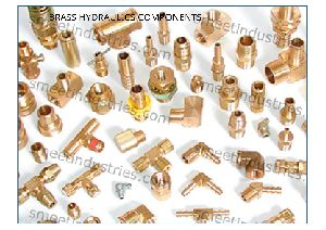 Brass Hydraulic Components