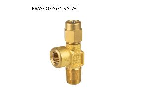 Brass Oxygen Valve
