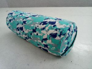 Green Yoga Bolster