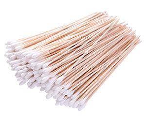 Cotton Tip Wooden Applicator