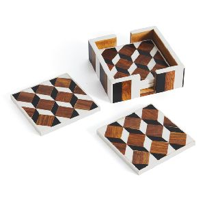 Square Tea Coaster