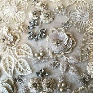 Bridal Gown Embroidery Services