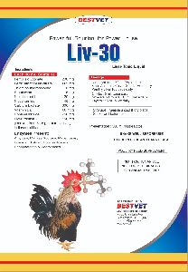 Liv-30 Liver Tonic Animal Feed Supplement