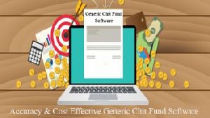 Accuracy Cost Effective Generic Chit Fund Software