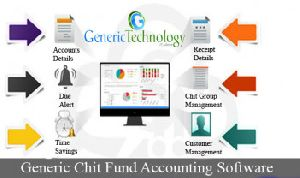 Generic Chit Fund Accounting Software Features