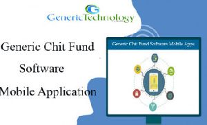 Generic Chit Fund Software Mobile Applications
