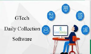 GTech Daily Collection Finance Software