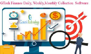 GTech Finance Daily Weekly Monthly Collection Software