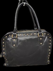 Pure Leather Ladies Hand Bag