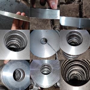 Mild Steel Ring Flanges