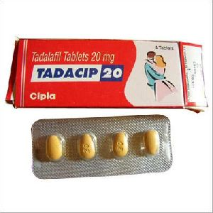 Tadacip-20 Tablets