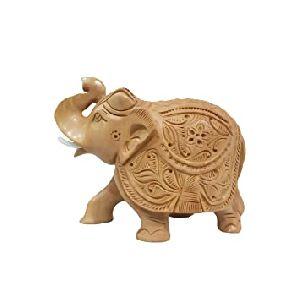 Handmade Elephant Statue