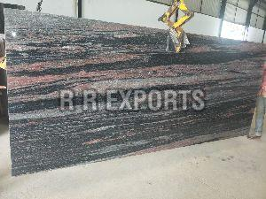 AQUA BLUE GRANITE SLAB