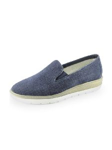 Ladies Bailey Slip On-MOC Shoes