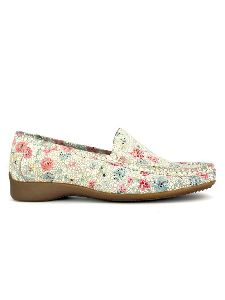 Ladies Bertil Slip On-MOC Shoes