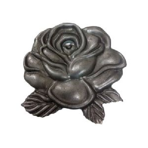 Sheet Metal Rose