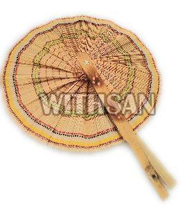 Bamboo Folding Fan