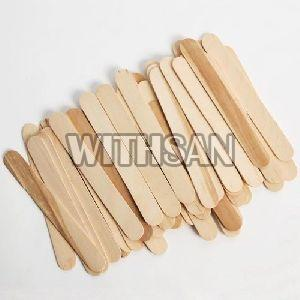 Bamboo Ice Cream Sticks