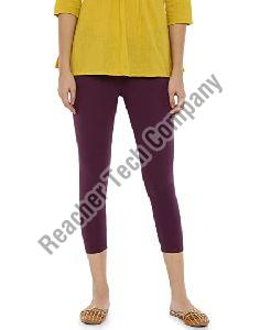 Capri Length Leggings