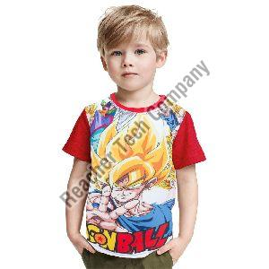 Kids Casual T-Shirts