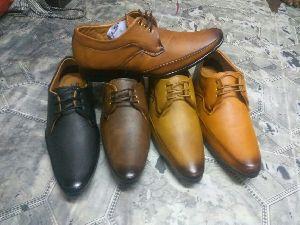 Designer Leather Formal Lace Shoes