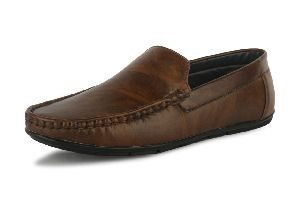 Formal Leather Loafer Shoes