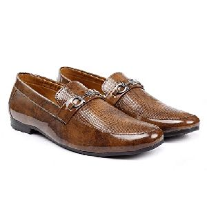 Formal Leather Moccasins Shoes
