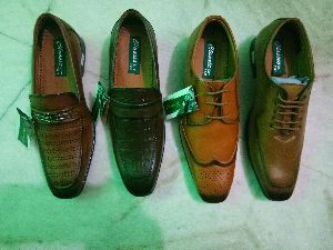 Leather Semi Formal Shoes