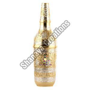 Brass Beer Bottle