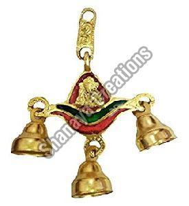 Brass Bell Toran