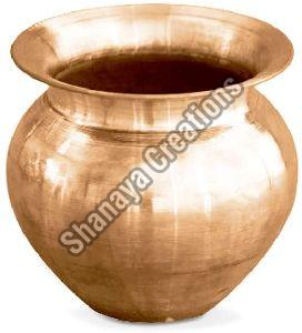 Copper Lota / Kalash