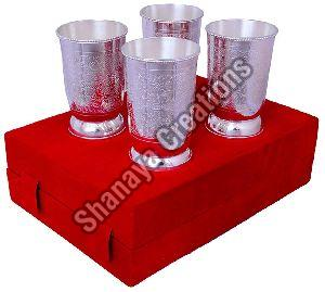 Silver Plated Drinkware