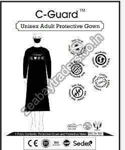 C-Guard Unisex Adult Protective Gown