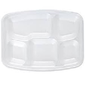 Disposable Compartment Paper Plates