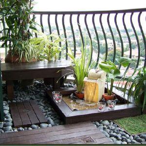 Balcony Fountain