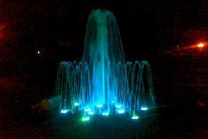 High Crown Fountain