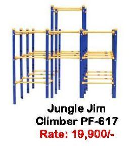 Jungle Gym Climber