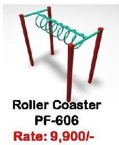 Roller Coaster Playground Climber