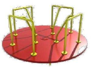 Standing Merry Go Round Swing