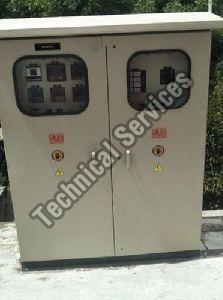 Double Door Control Panel